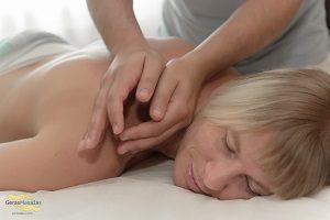 Atpalaiduojantis masazas